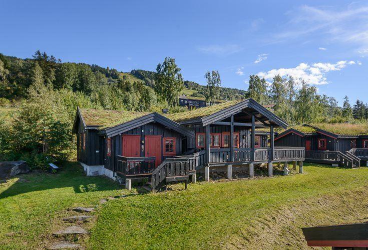 Solsiden large cabins - Nordlia nr. 19