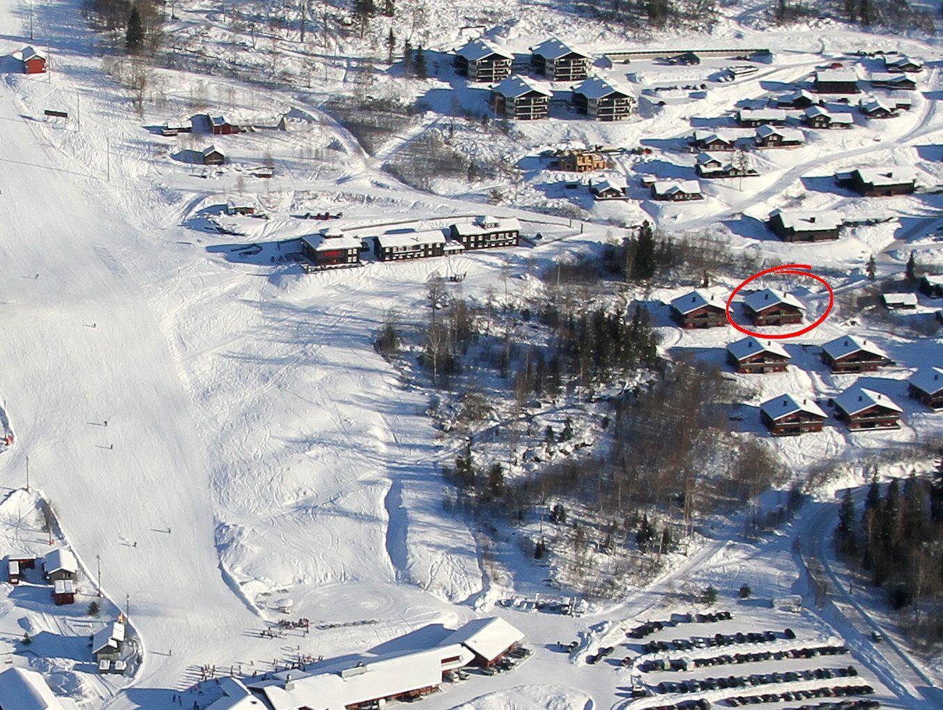 Alpingrenda Apartment in Hafjell