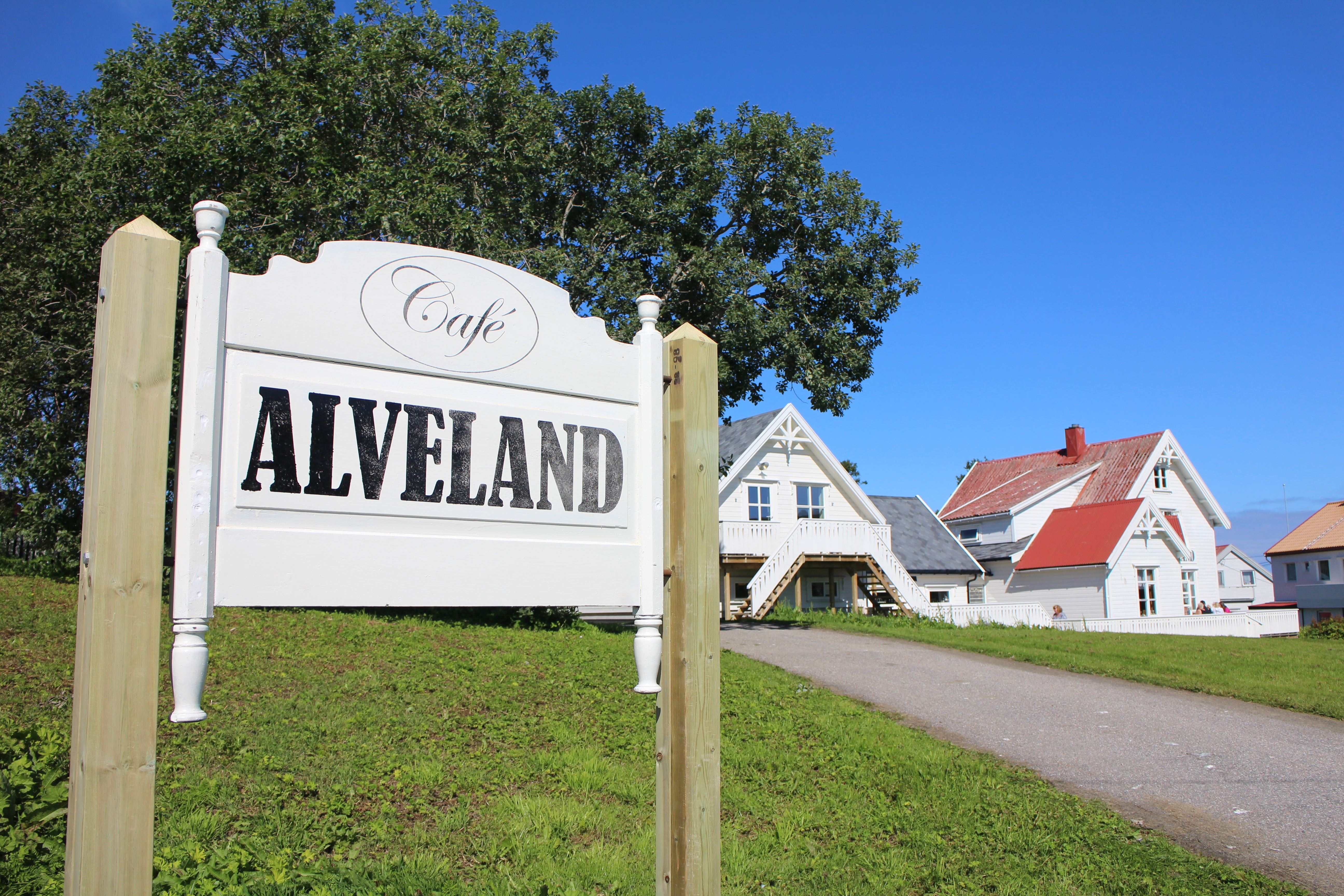 © Alveland, Alveland Shop & Café