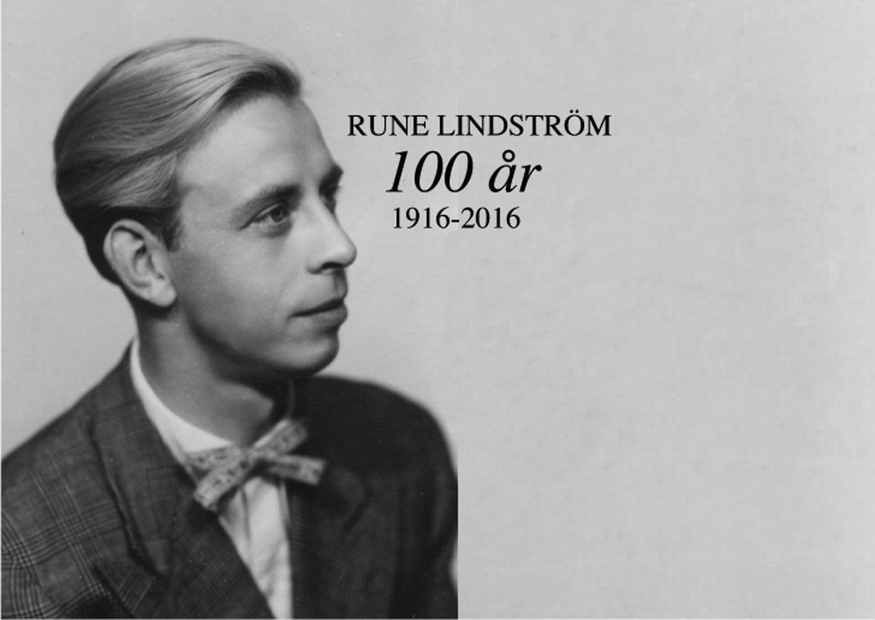 Vi minns Rune, Erland Lindell och Bengt Polo Johansson