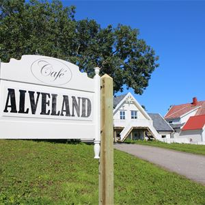 © Alveland, Alveland Accomodation