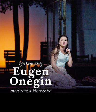 Live på bio - Eugen Onegin