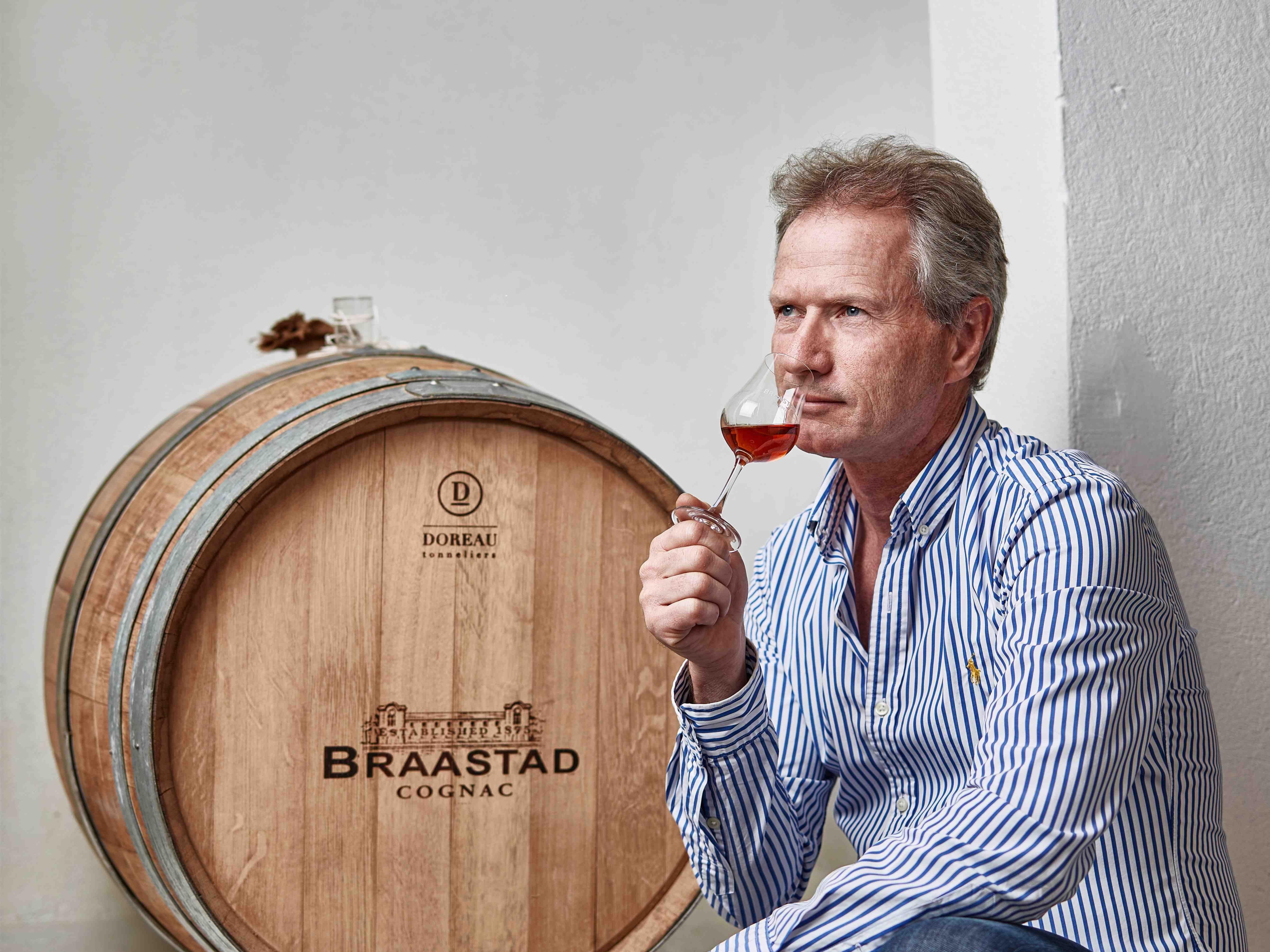 Cognac-smaking med Patrick Braastad!