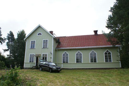 Prästens hus