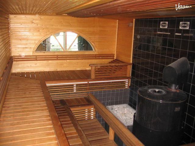 Wanha Sauna