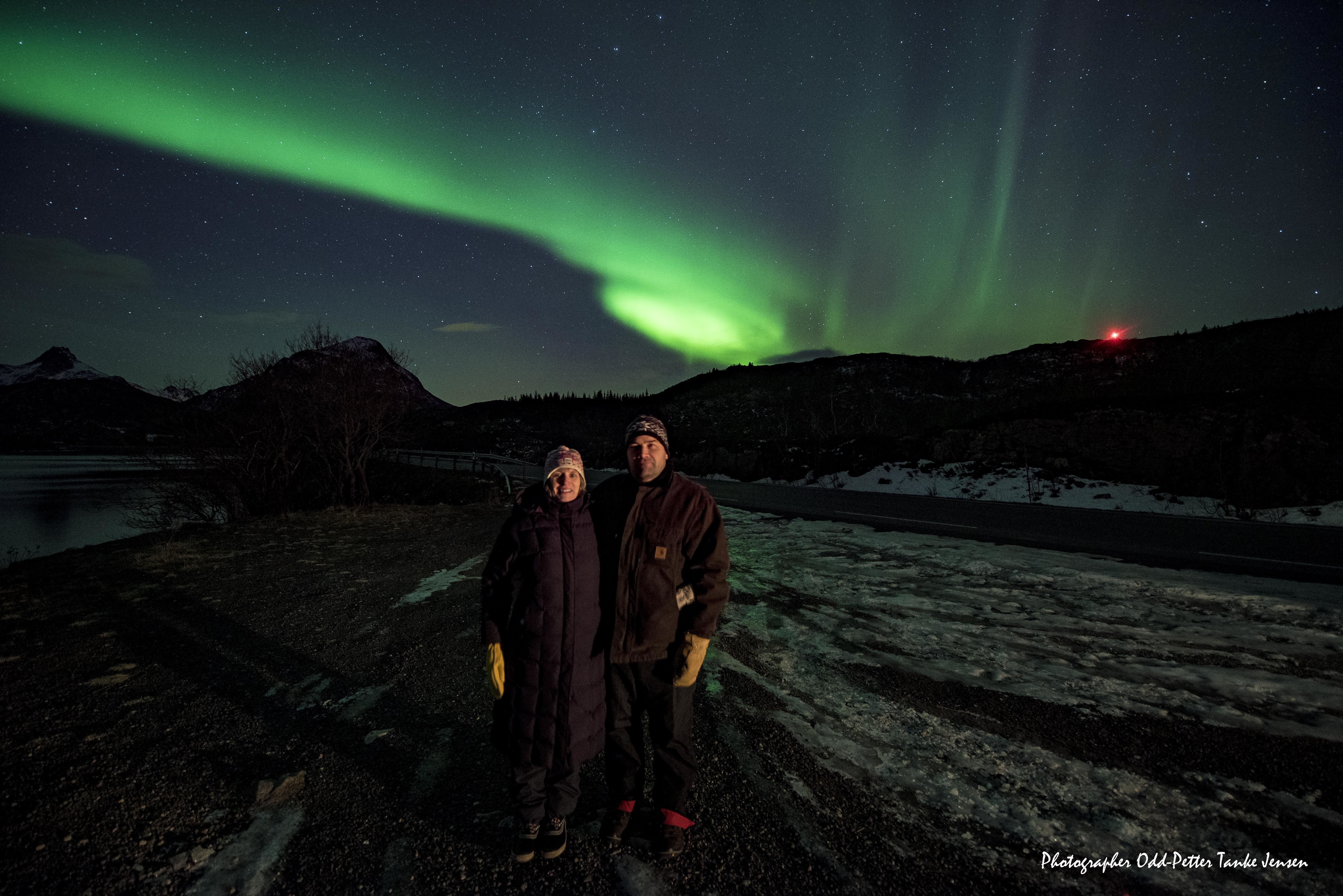 © Odd-Petter Tanke Jensen, Northern Lights in Lofoten