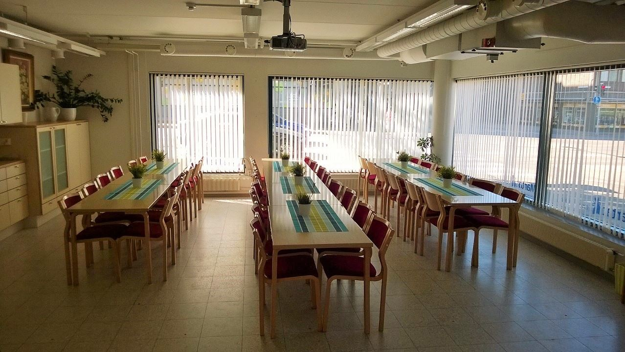 Itä-Hämeen Martat ry:n juhla- ja kokoustila