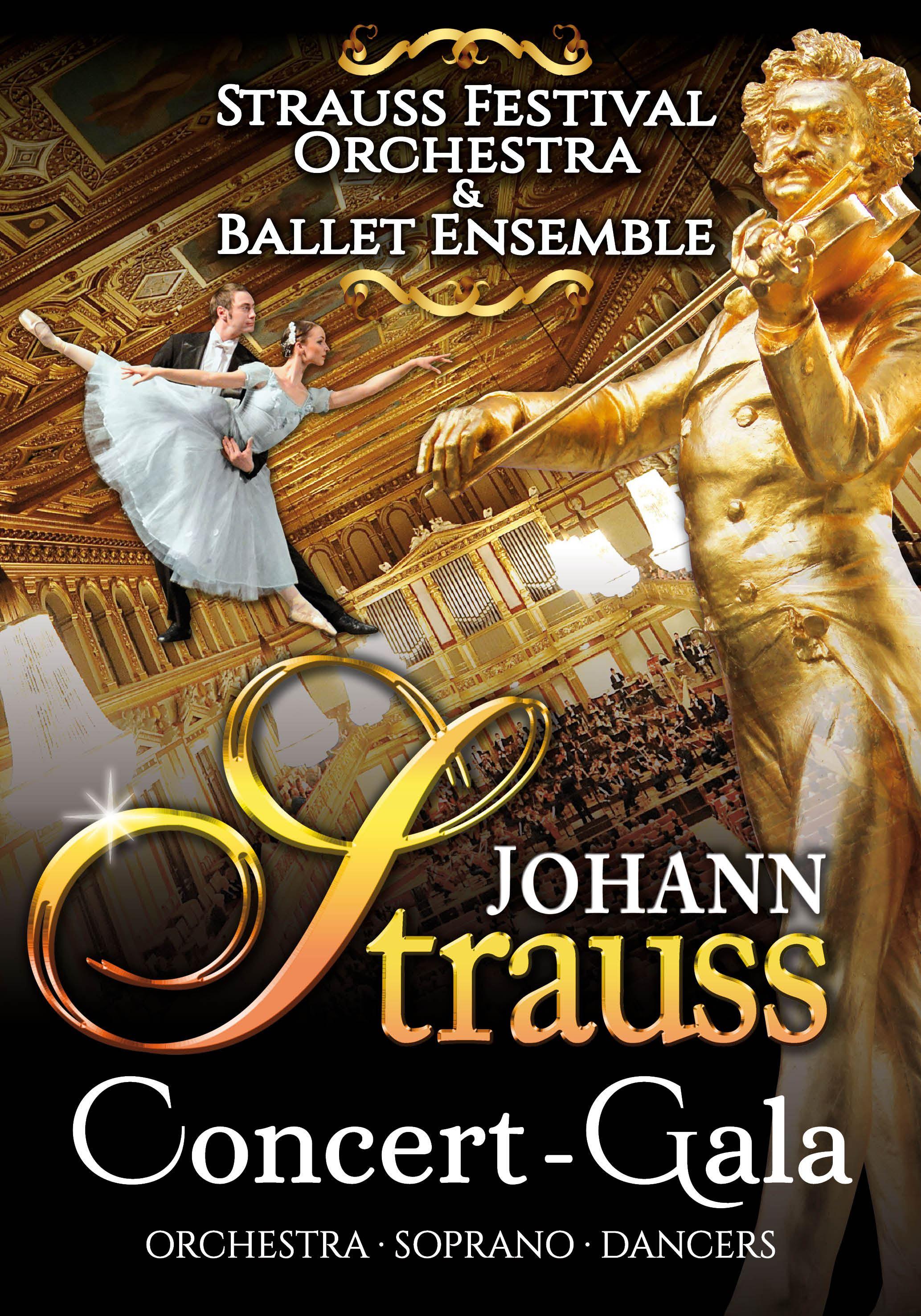 Johann Strauss Concert Gala