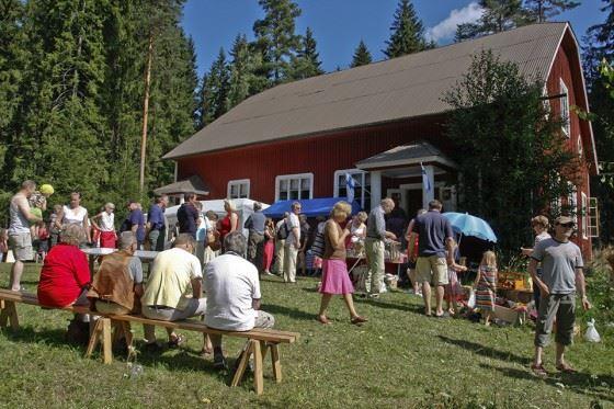 Immilä-Metsäkylän kylätalo
