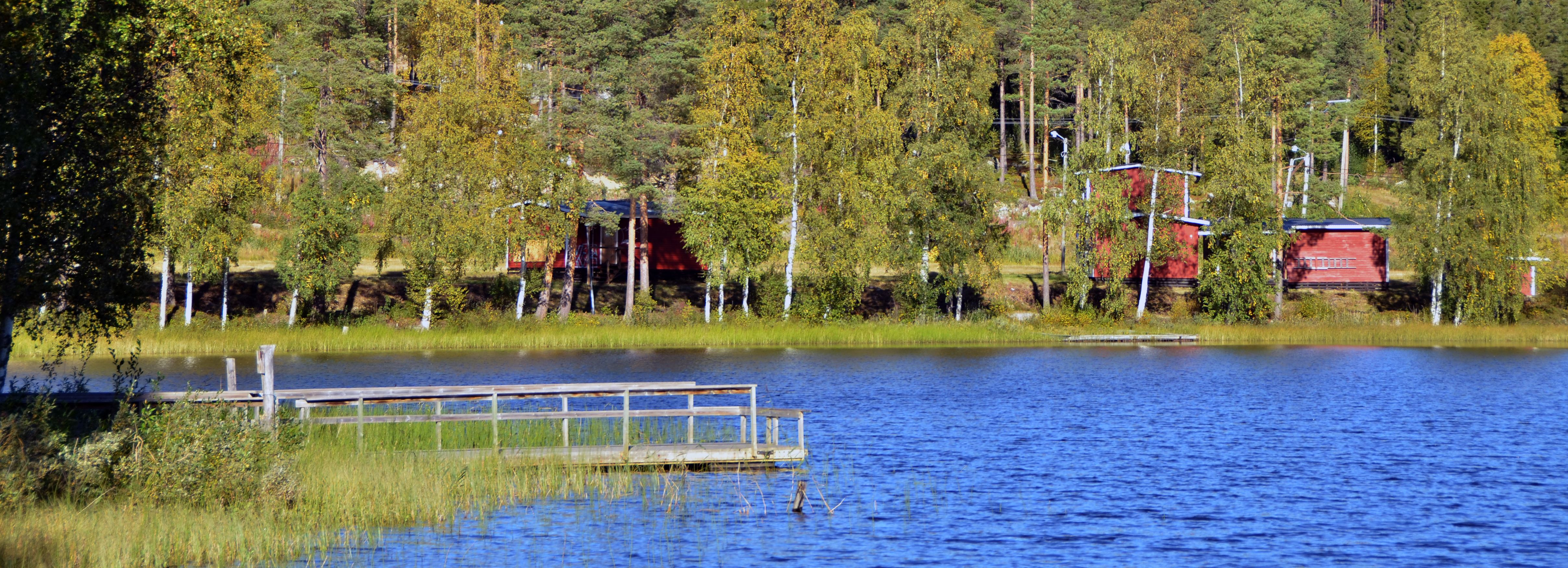 Marino Carlsson, Walk and hike in Lycksele's parks and closeby nature