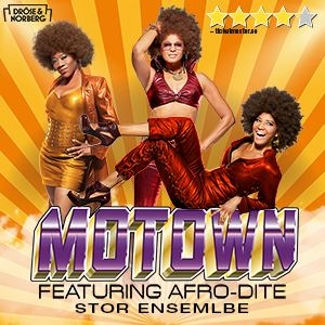 The Music of Motown Feat Afro-Dite