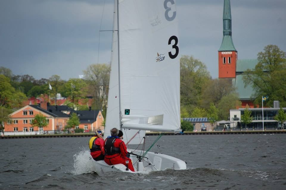 Segling: Tour de Småland