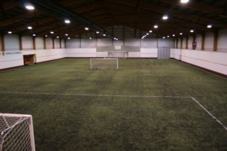 Fotbollshallen - Norsjö Arena