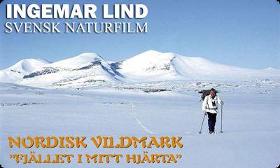 """Filmvisning """"Nordisk vildmark - Fjället i mitt hjärta"""""""