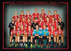 Hemmamatcher IFK Ystad HK