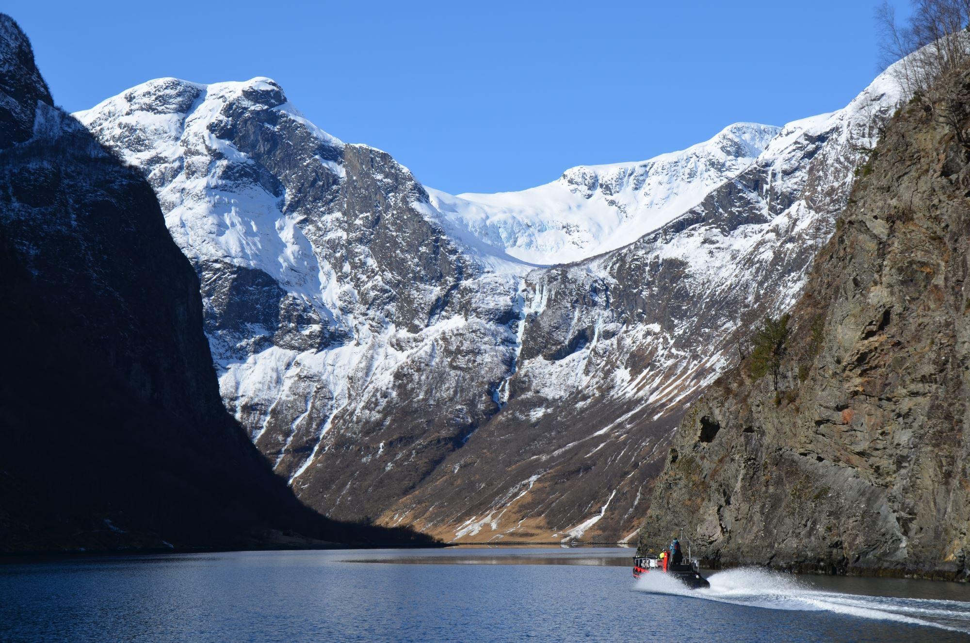 Heritage FjordSafari og heilaften på Ægir BryggeriPub