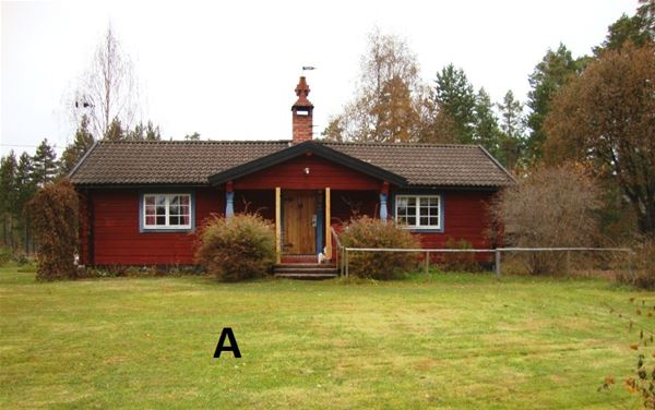 Vasaloppet. Private cabins and rooms, M79A Säs, Mora