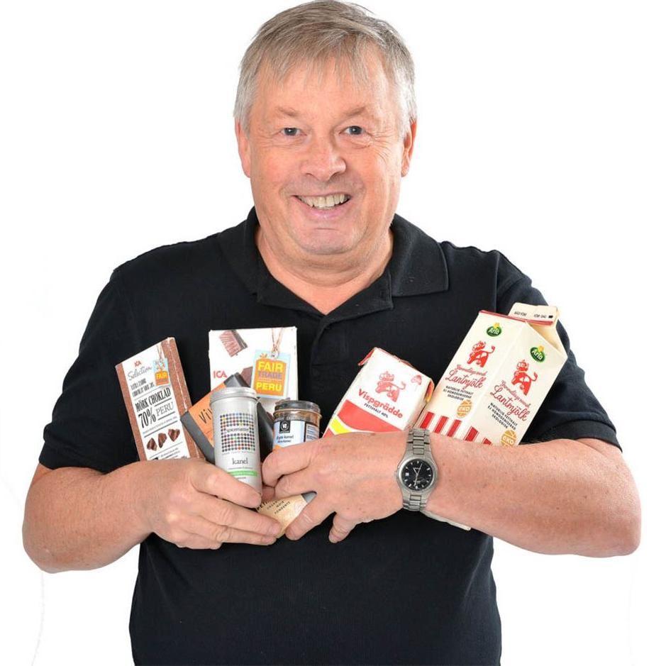 Bli en kräsen konsument-Föreläsning med Tommy Svensson