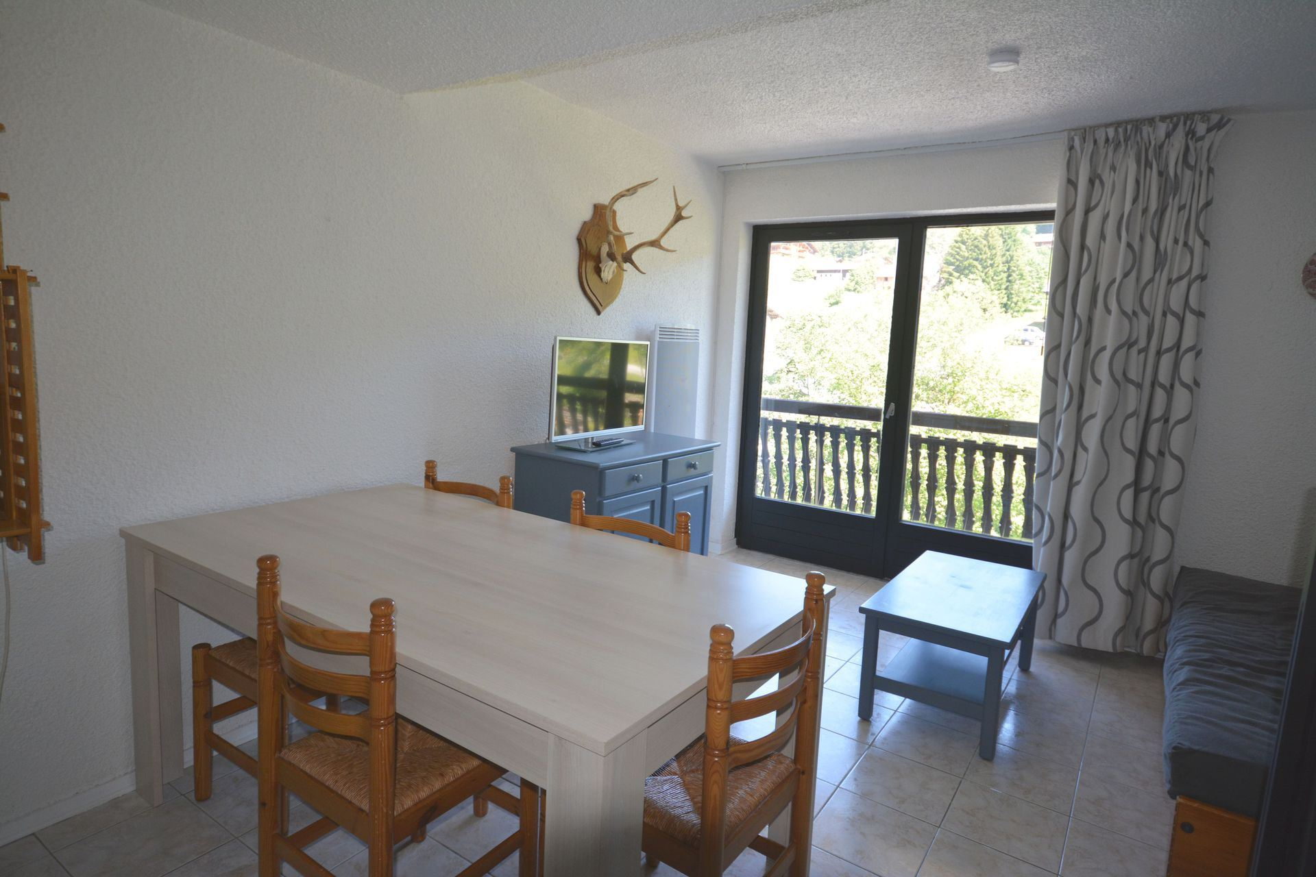 Grizzly - AO 2208 - 2 rooms duplex ** - 4 people - 30m²