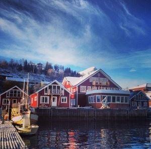 Sørheim Brygge - Sjøhus