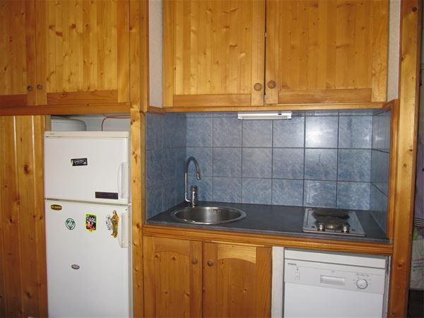 Cimes de Caron 2403 > 1 Room - 2 Persons - 2 Bronze Snowflakes (Ma Clé IMMO)