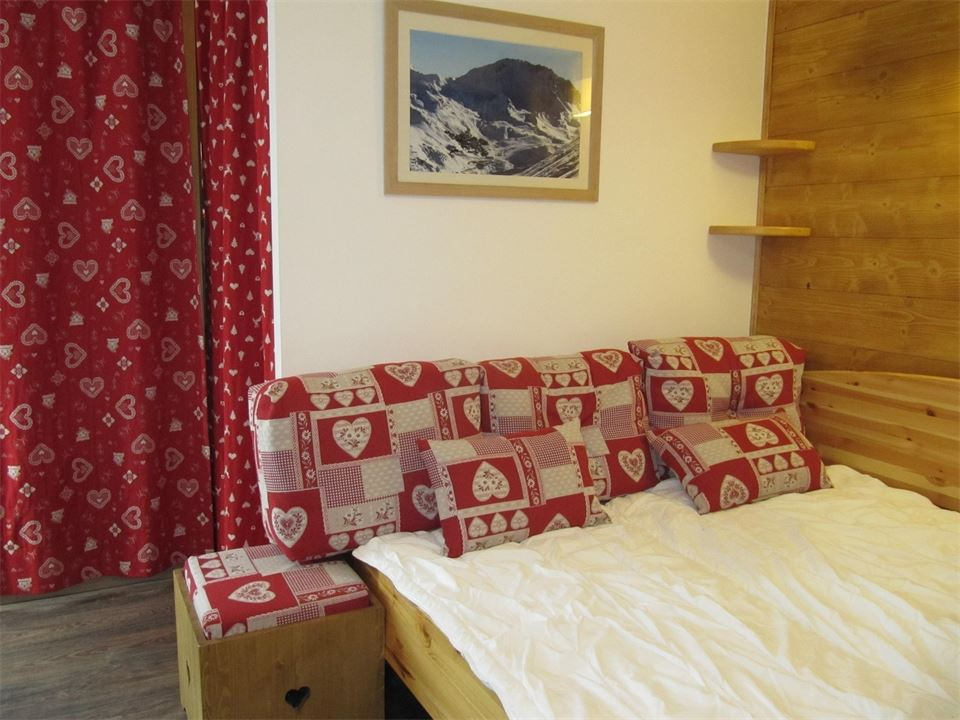 Cimes de Caron 1200 > 2 Rooms 3 - 4 Persons - 3 Gold Snowflakes (MCI)