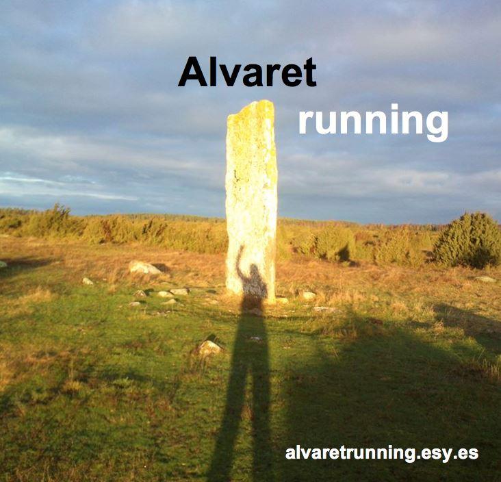 Alvaret running