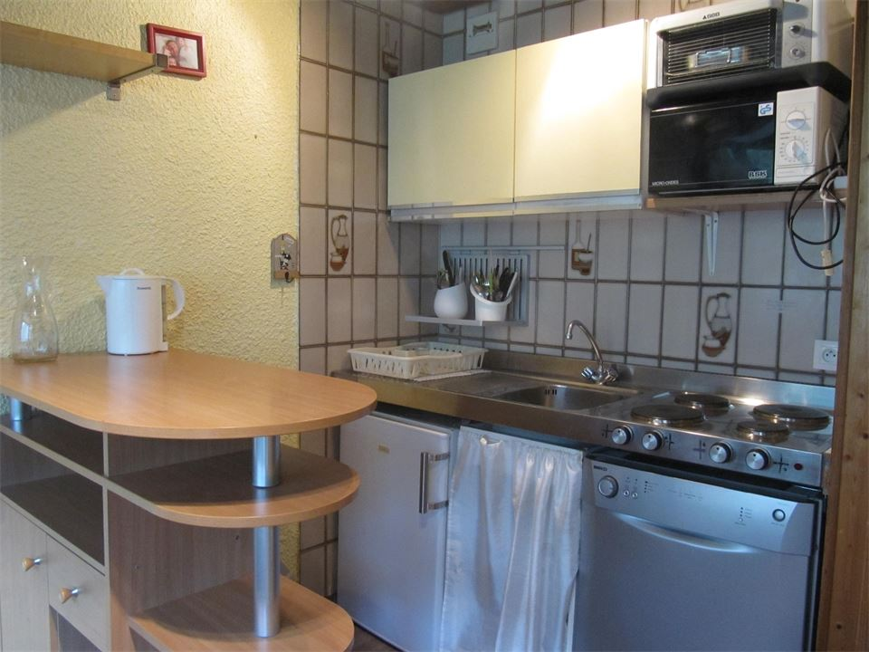 Sérac D7 > Studio + Cabin - 4 Persons - 1 Bronze Snowflake (Ma Clé Immo)