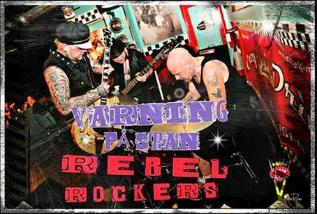 1:a Fredagen i oktober - Rebel Rockers