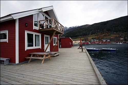 Sørheim Brygge - Cabins