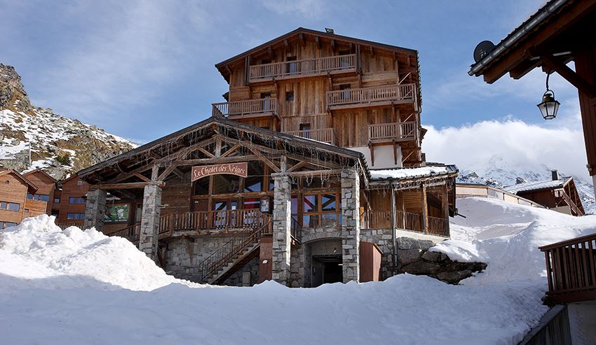 Residence Chalet des Neiges Hermine