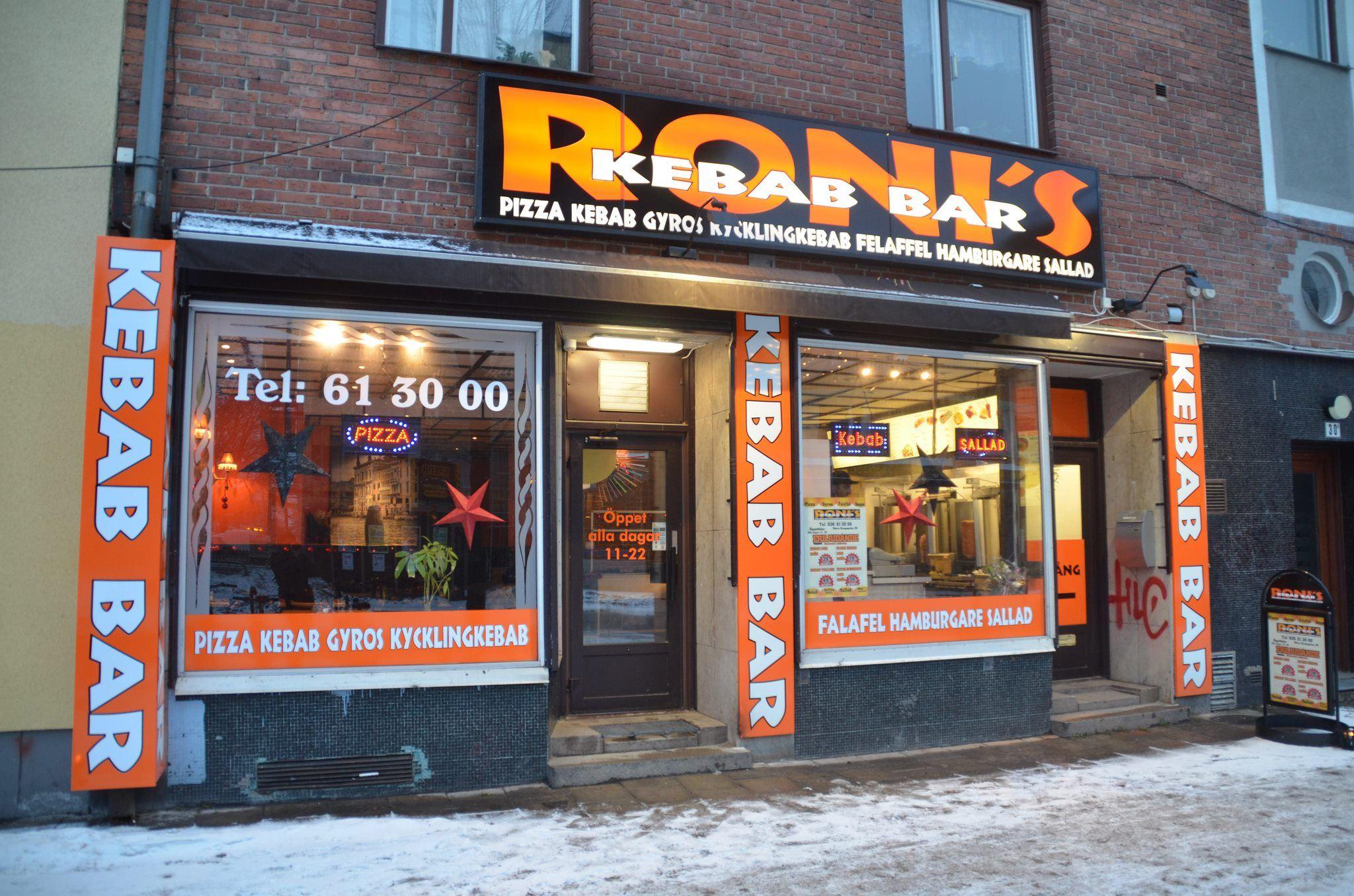 Roni's Kebab Bar