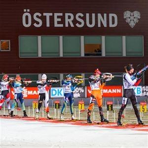 Foto: Biathlon Östersund,  © Copy: Biathlon Östersund, Worldcup in Biathlon 2021