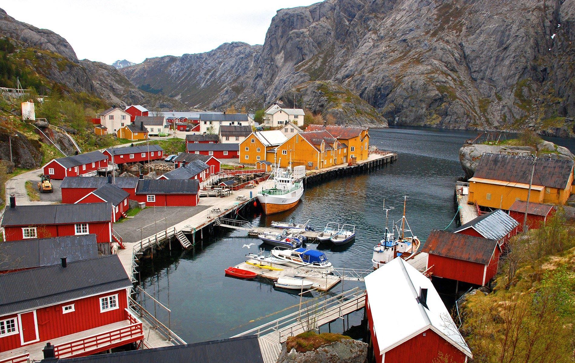 © Nusfjord, Nusfjord Arctic Resort