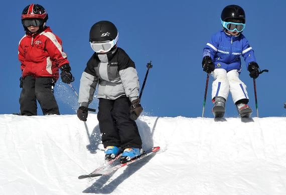 1st ski Formula, 6 days: ski lessons + ski passes, for level beginners to 2nd star