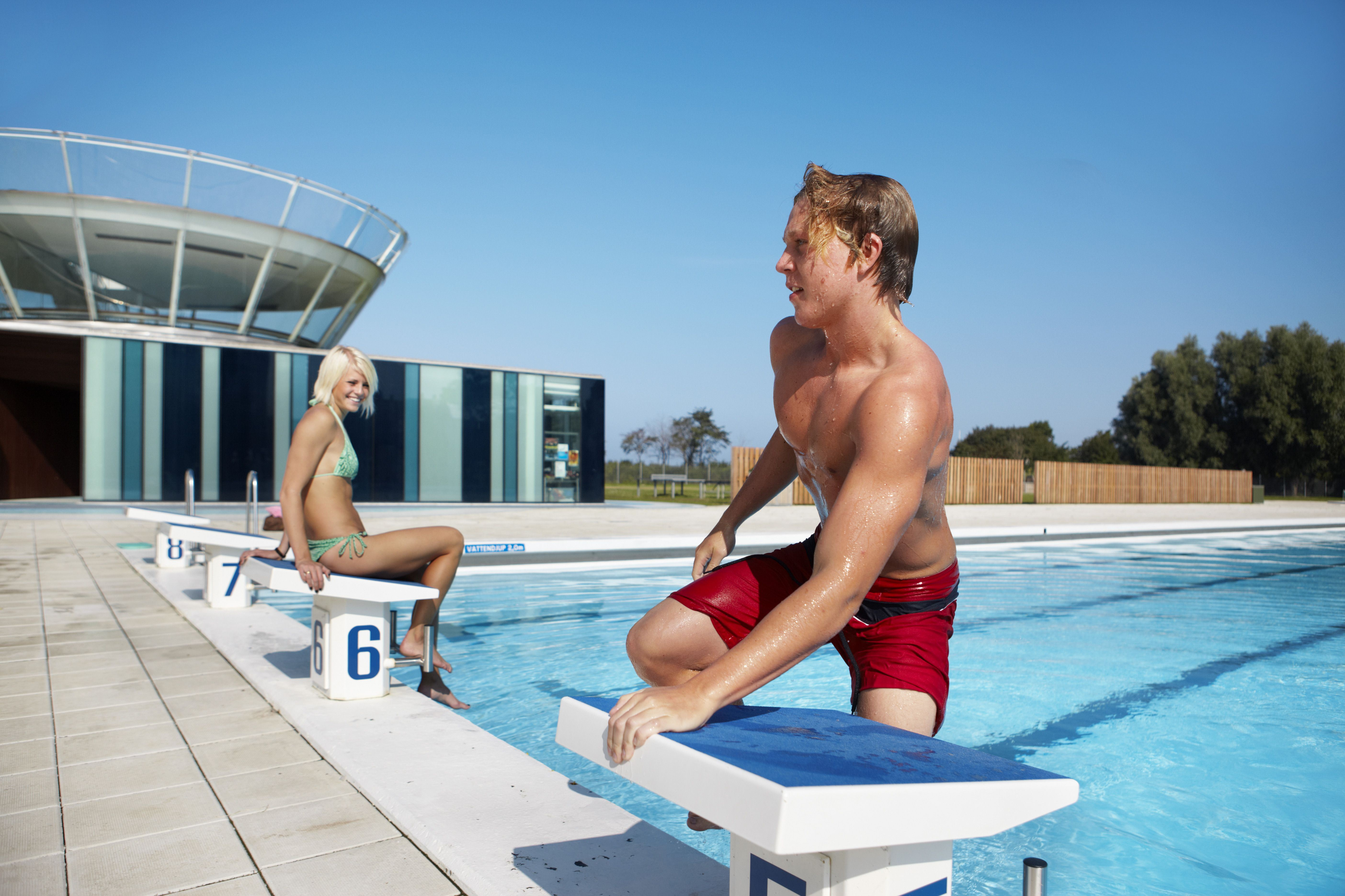 Citadellbadet  (outdoor pools)