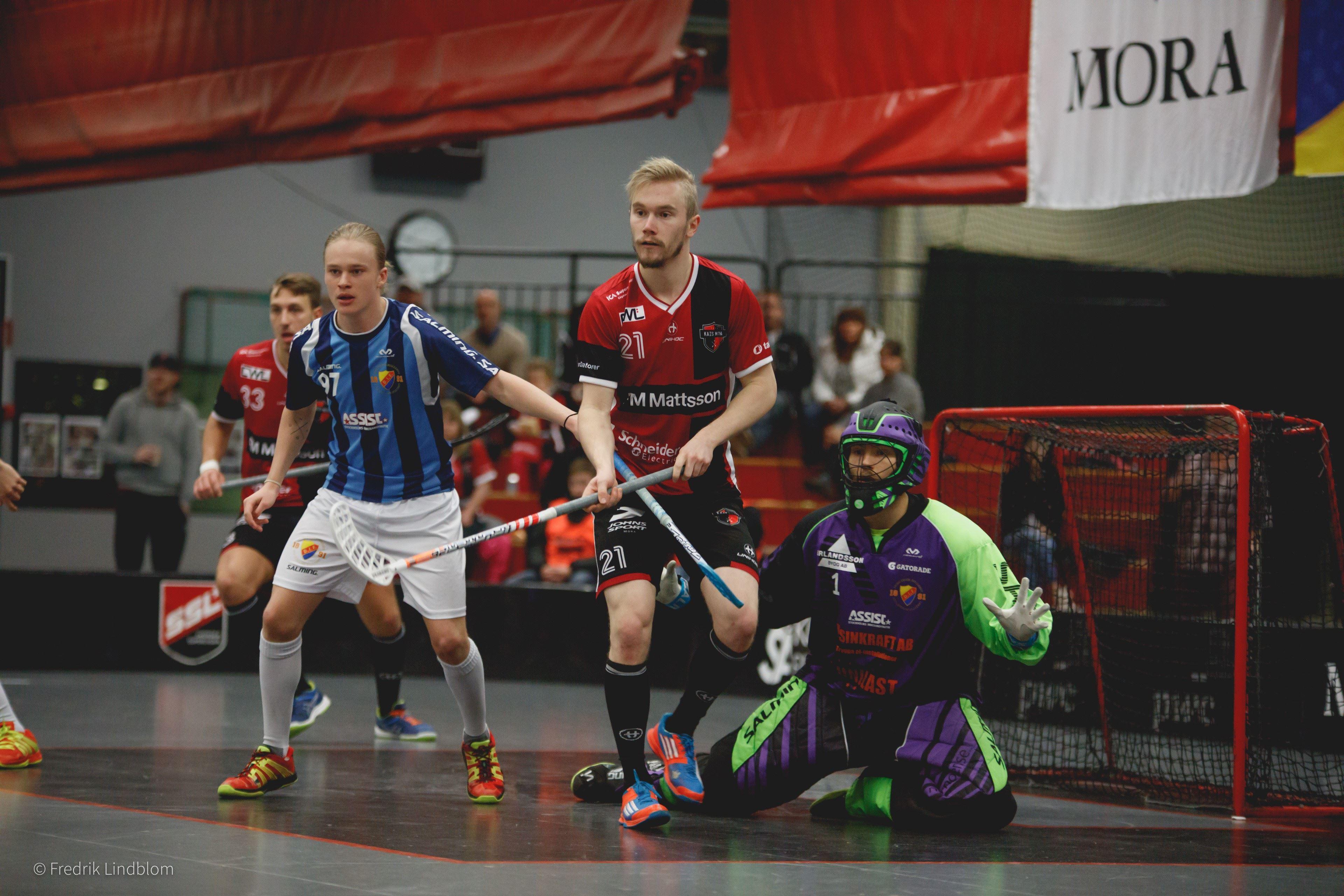 Innebandy herrar div. 1 KAIS Mora - IBF Västerås