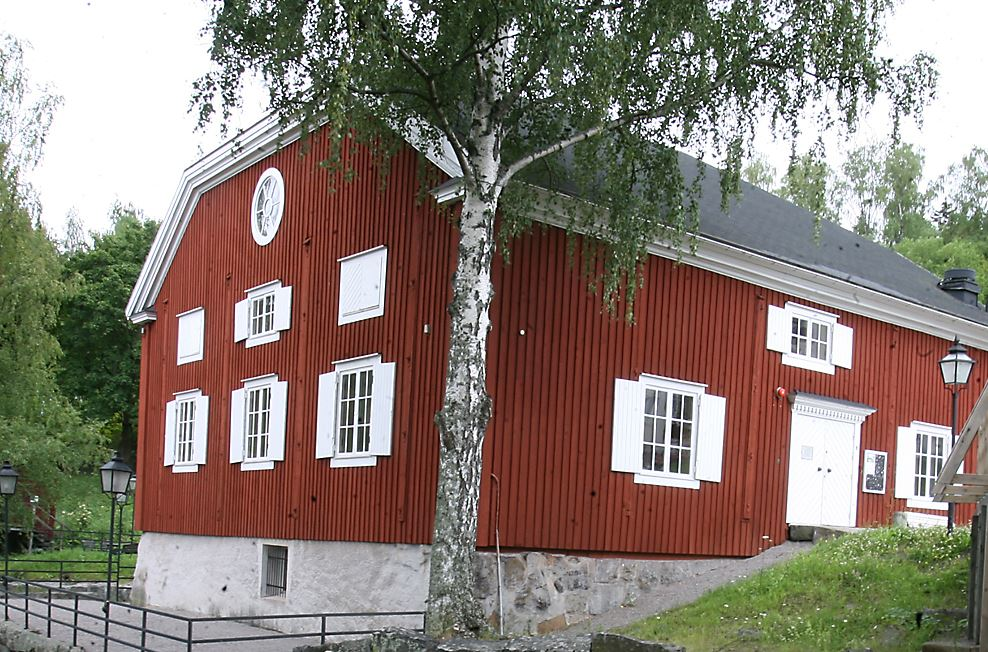 Samira Englund på Kvarnen