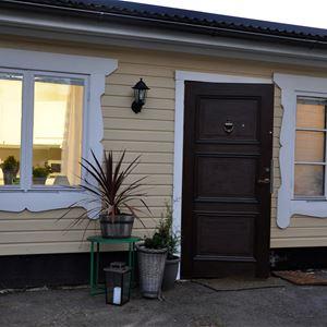 Övernattningslägenhet i centrala Sundsvall
