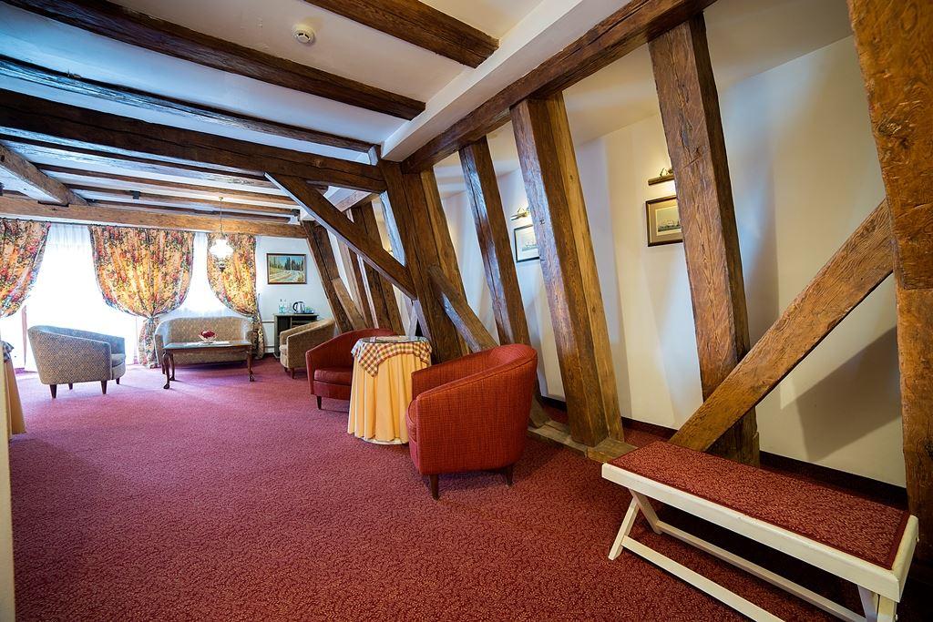 гостиницу