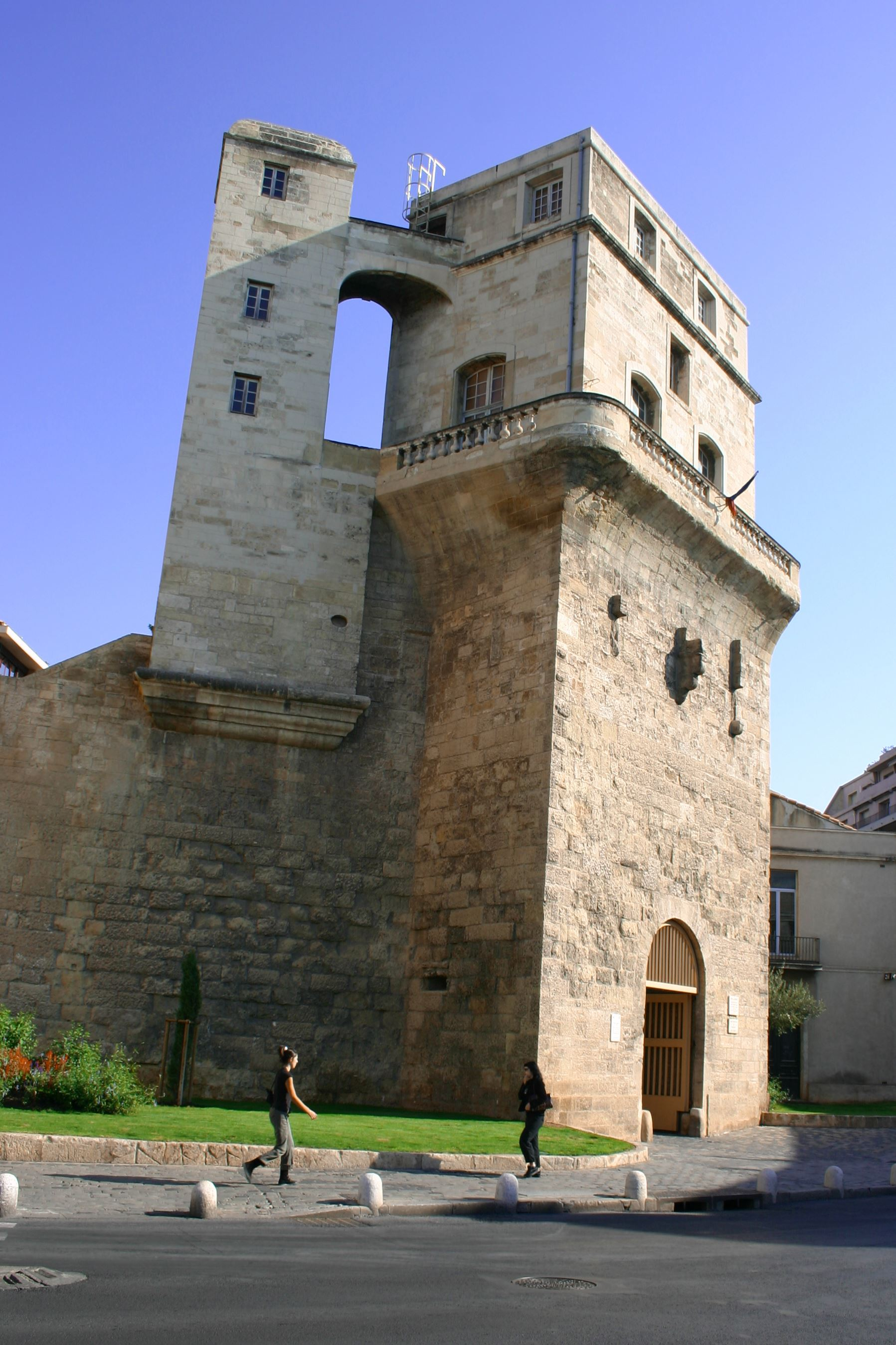 Tour de la Babote - The Tower of Babote