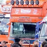 Trucks In Dalarna