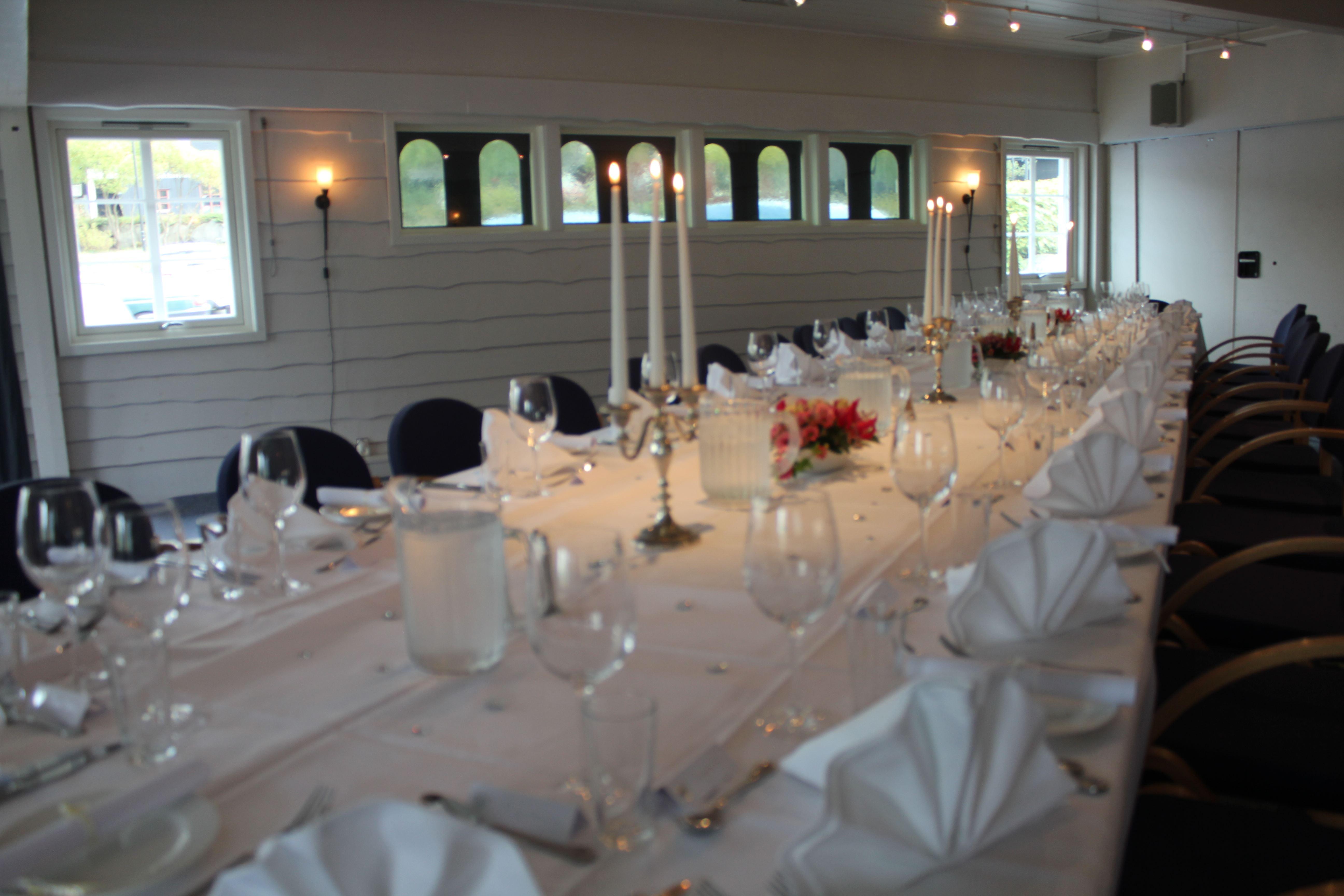 Fest og selskapsmeny Hafjell Hotell