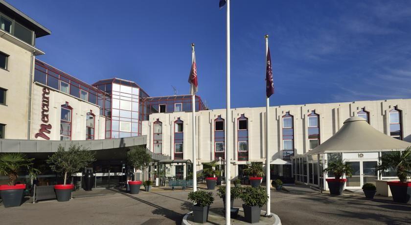 Hôtel Mercure Rouen Champ de Mars