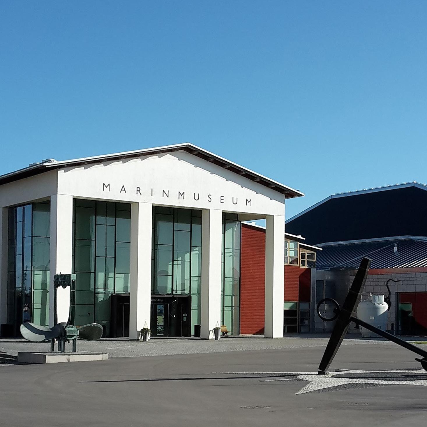 Söndagskul på Marinmuseum