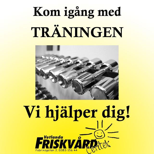 © Vetlanda Friskvårdcenter, Vetlanda Friskvårdcenter - Sapa Arena