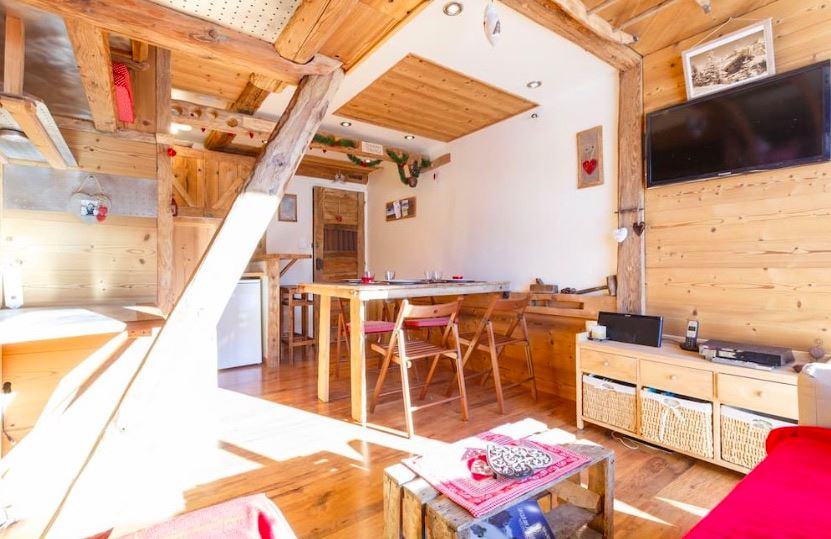 Studio 2/3 personnes / LA CROIX DES VERDONS 704B