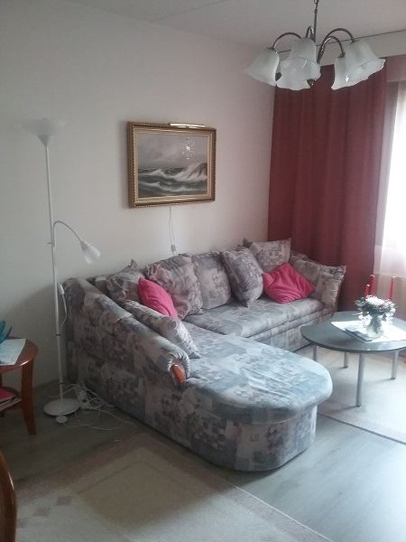 SAK1 Apartment in Hollola for 1+4+1 person.