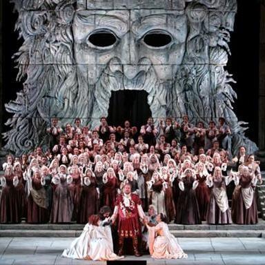 Live på bio - Idomeneo (Mozart)