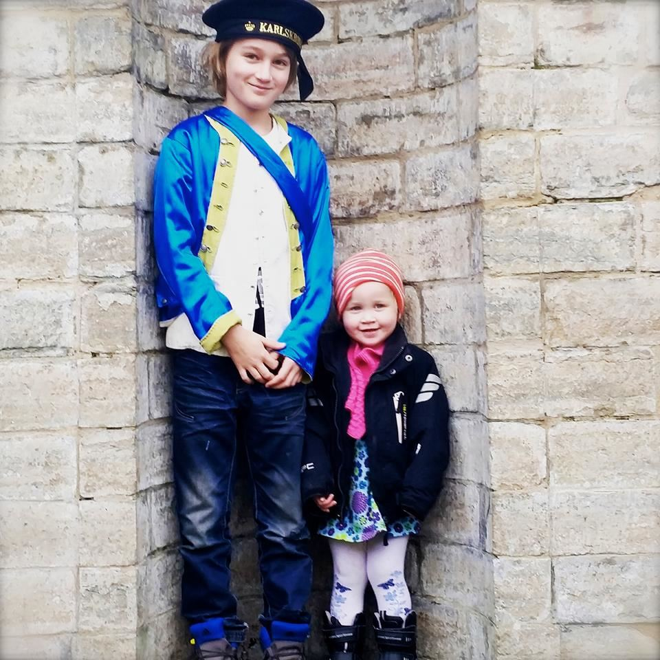 Barnens Hemliga Lördag på Blekinge Museum
